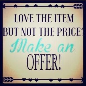 Other - Send an offer!
